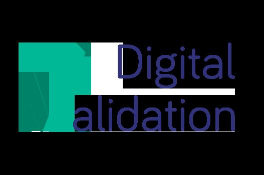 Logo digital validation